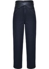 Pinko wraparound waist jeans