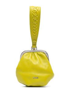Pinko wrist clutch pouch bag