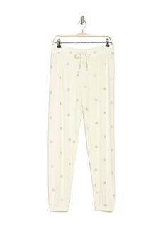 PJ Salvage Foil Star Drawstring Sleep Pants
