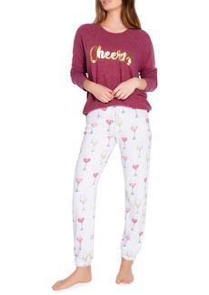 PJ Salvage Holiday Cheer Pajama Set