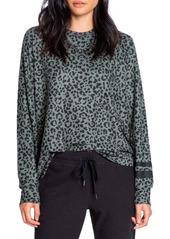 PJ Salvage Animal Print Pullover Top