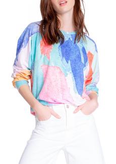 PJ Salvage Art Sweatshirt