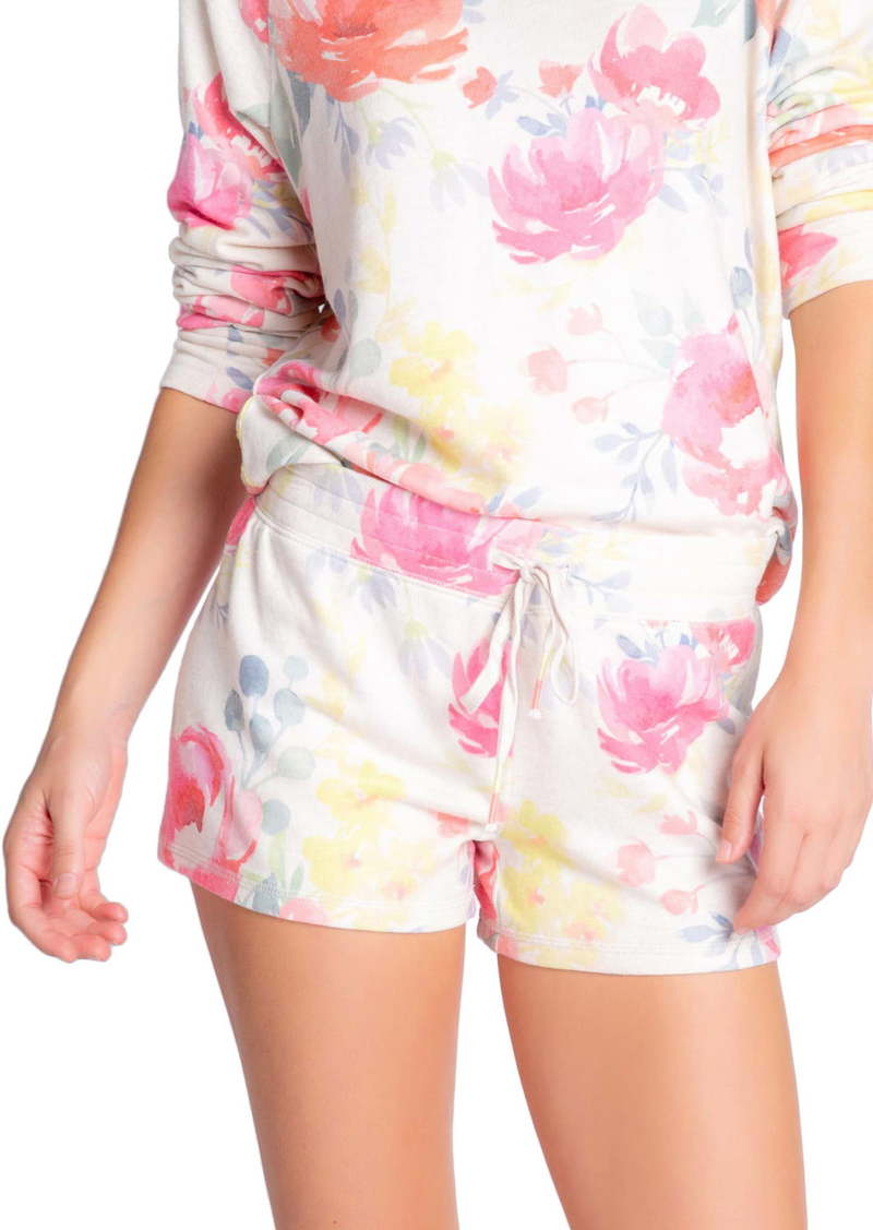 PJ Salvage Blooms Pajama Shorts