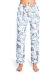 PJ Salvage Camo Bloom Pajama Pants