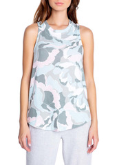 PJ Salvage Camo Bloom Sleep Tank