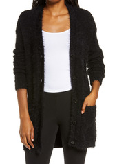PJ Salvage Feather Knit Cardigan