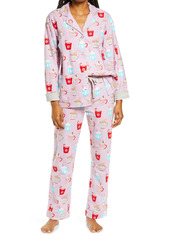 PJ Salvage Flannel Pajamas (Nordstrom Exclusive)