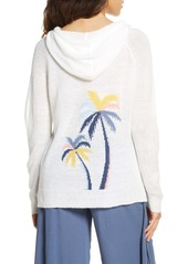 PJ Salvage Hooded Sweater