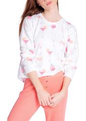 PJ Salvage Long Sleeve Jersey Sleep Shirt