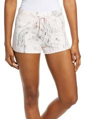 PJ Salvage Mar Marble Pajama Shorts
