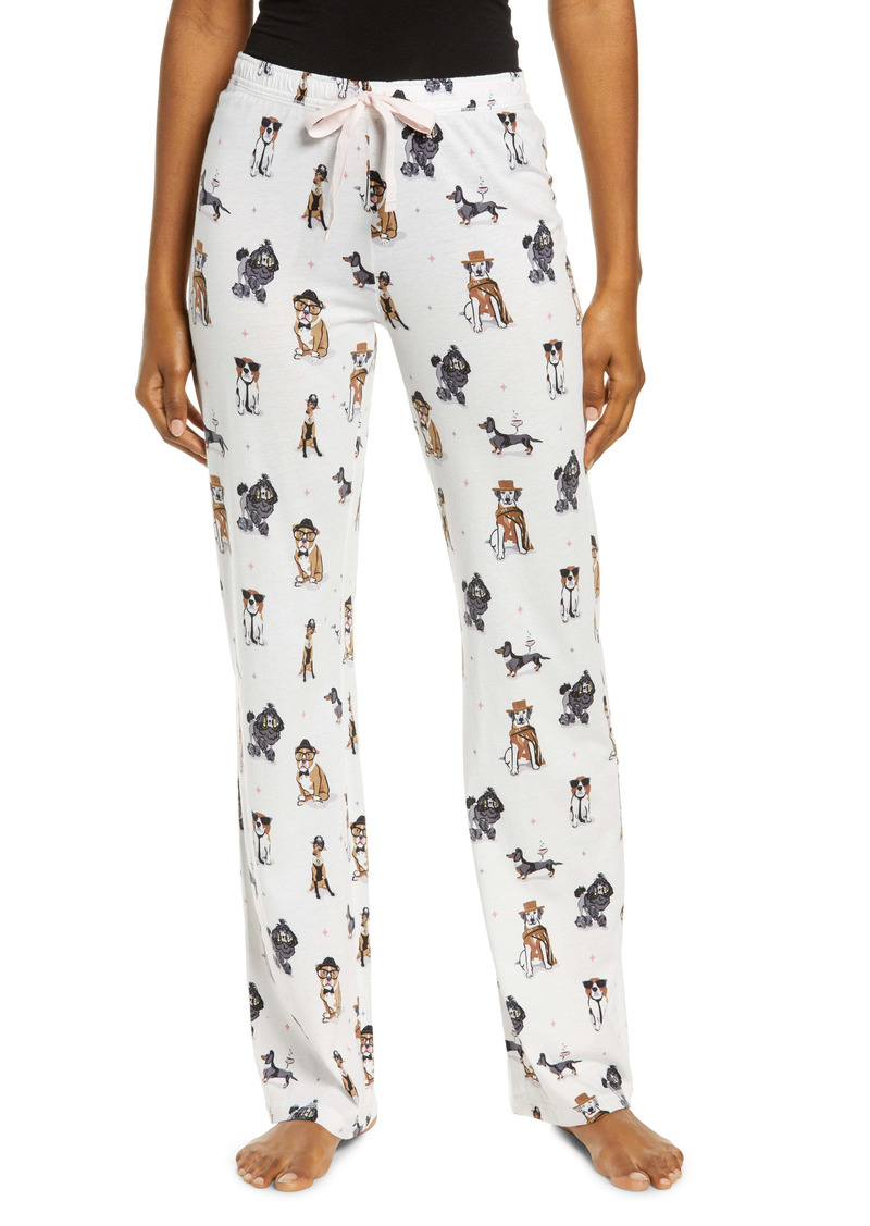 PJ Salvage Print Pajama Pants