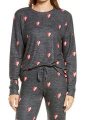 PJ Salvage Print Pajama Top