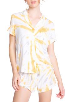 PJ Salvage Print Short Pajamas