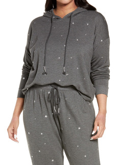 PJ Salvage Shining Star Women's Hoodie (Plus Size)