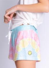 PJ Salvage Smiley Lounge Shorts