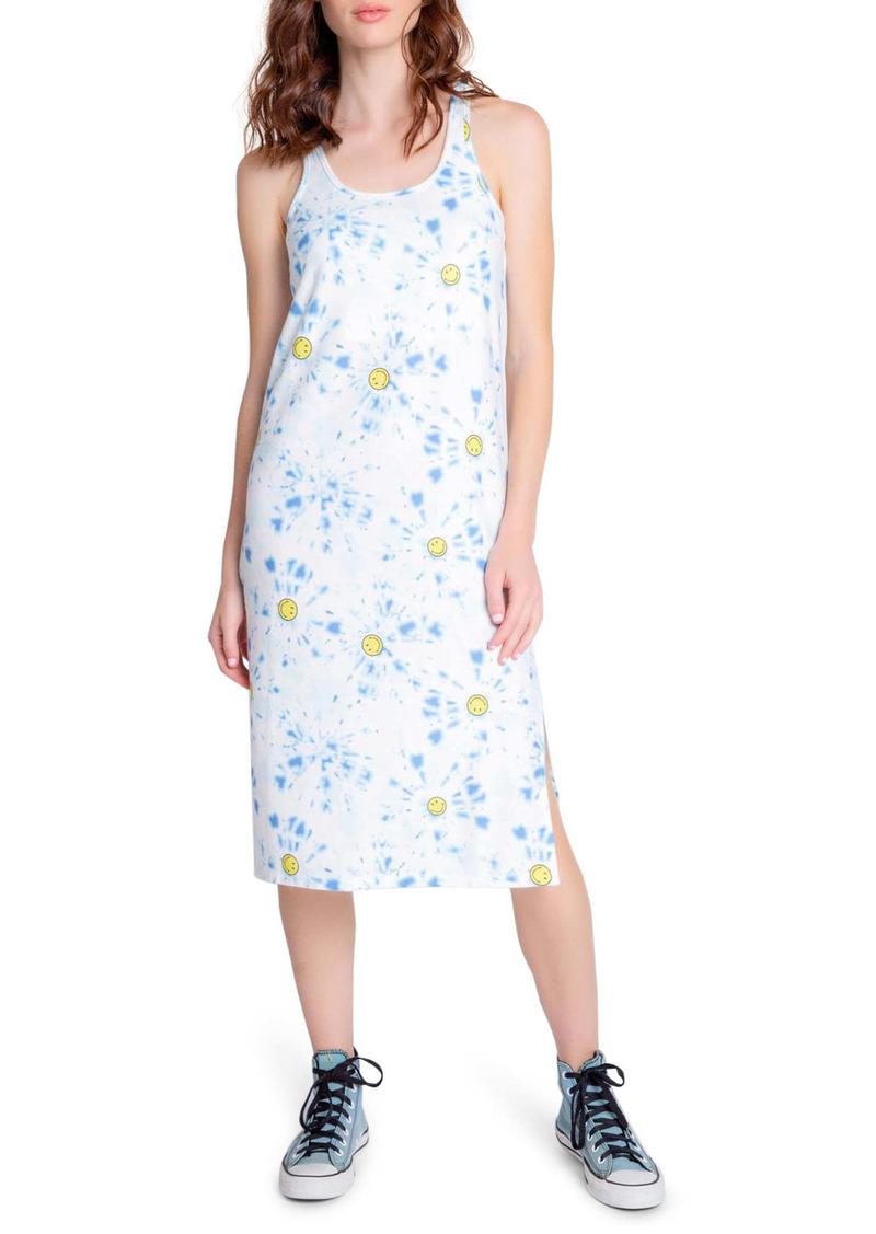 PJ Salvage Smiley Tie Dye Nightgown