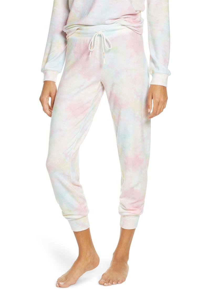 PJ Salvage Tie Dye Lounge Jogger Pants