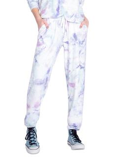 PJ Salvage Tie Dyed Jogger Pajama Pants