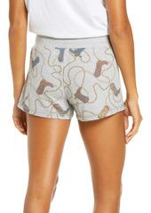 PJ Salvage Western Jam Pajama Shorts