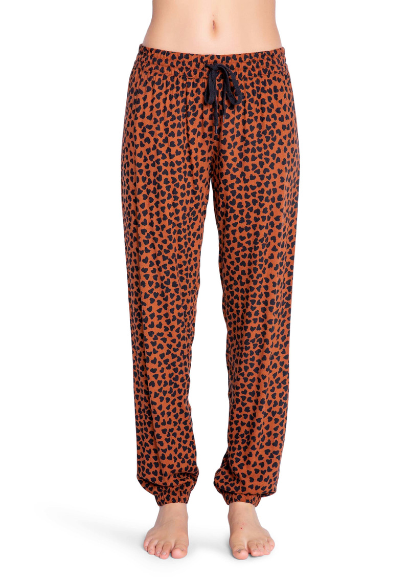 PJ Salvage Wild Love Pajama Pants
