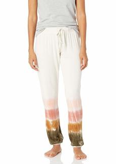 PJ Salvage Women's Loungewear Glamping Life Banded Pant  S