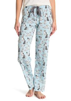 PJ Salvage Printed Drawstring Sleep Pants