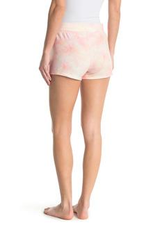 PJ Salvage Tie Dye Print Pajama Shorts