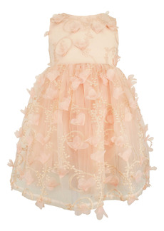 Popatu 3D Flower Dress (Baby)