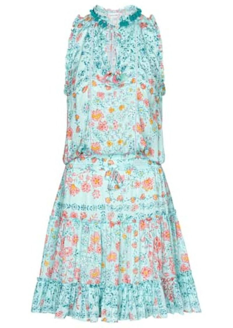 Poupette St Barth Exclusive to Mytheresa – Clara floral minidress
