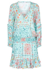Poupette St Barth Exclusive to Mytheresa – Ilona floral minidress