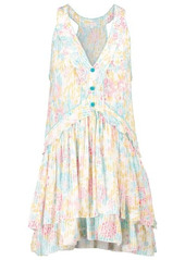 Poupette St Barth Exclusive to Mytheresa – Mae floral minidress