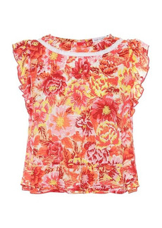 Poupette St Barth Exclusive to Mytheresa – Printed top