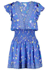 Poupette St Barth Exclusive to Mytheresa – Rachel floral minidress