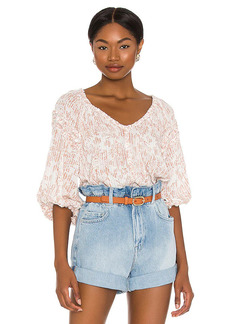 Poupette St Barth India Blouse
