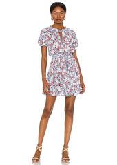 Poupette St Barth Ivy Mini Dress