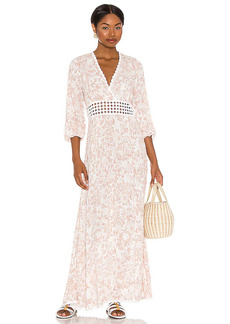 Poupette St Barth Joan Maxi Dress