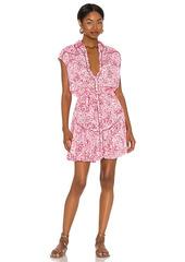 Poupette St Barth Margo Mini Dress