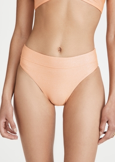 PQ Swim High Waist Full Bikini Bottoms