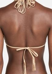 PQ Swim Isla Tri Bikini Top