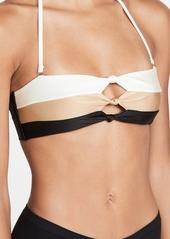 PQ Swim Knot Bandeau Bikini Top