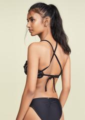 PQ Swim Lace Fanned Bikini Bottoms