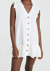 PQ Swim Marina Button Dress