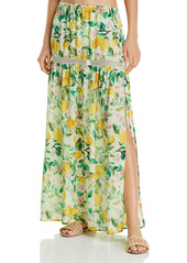 PQ Swim Mila Maxi Skirt Swim Cover-Up