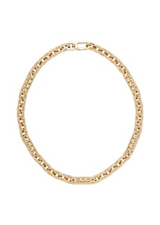 Prada chain necklace