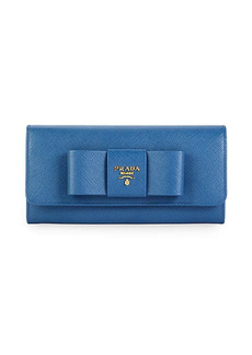 Prada Donna Leather Wallet