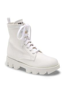 Prada Rocksand Combat Boot (Women)