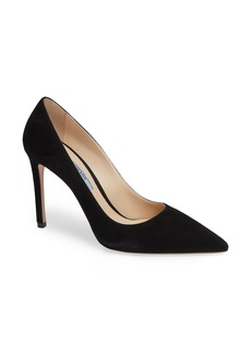 Prada Pointed Toe Pump (Women)