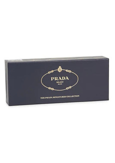 The Prada Miniatures Collection
