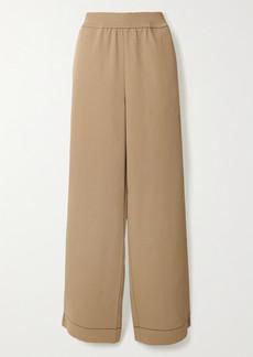 Proenza Schouler Piqué Straight-leg Pants