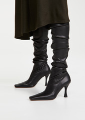 Proenza Schouler Over The Knee Stretch Boots